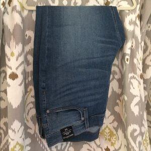 J. Crew Boyfriend Wash Jeans